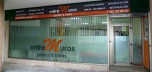 Oficina ENTREMUROS Coruña